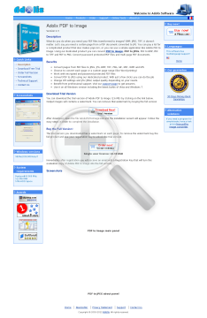 Adolix PDF to Image Full Version preview. Click for more details