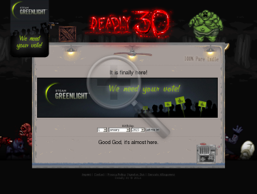 Deadly 30 Linux Version preview. Click for more details