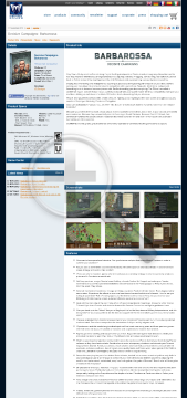 Decisive Campaigns Barbarossa PC Physical with Free Download preview. Click for more details