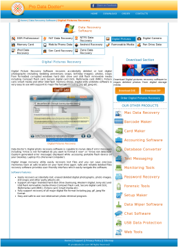 Digital Pictures Recovery Software Academic University College School User License preview. Click for more details