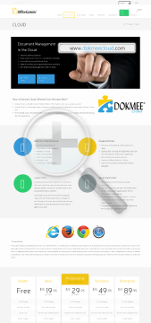 Dokmee Cloud 10GB Monthly preview. Click for more details