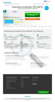 Download Accelerator Plus Home Premium computers preview. Click for more details