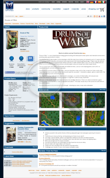 Drums of War Physical with Free Download preview. Click for more details