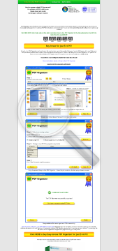 EasytoUse PDF Organizer 2012 Full Version preview. Click for more details