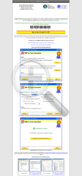 EasytoUse PDF to Text Converter 2012 Full Version preview. Click for more details