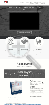 Ebook Tableau de bord Commercial pdf preview. Click for more details