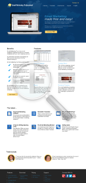 Email Marketing Pro 25000 Contacts preview. Click for more details