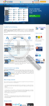 Email Marketing Products Services Full Version preview. Click for more details