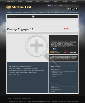 Enemy Engaged Full Version preview. Click for more details