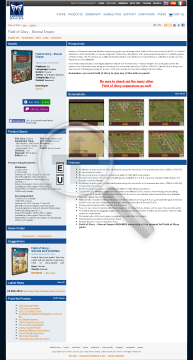 Field of Glory Eternal Empire PC Mac Download preview. Click for more details