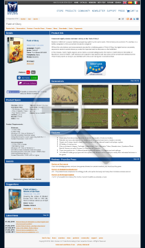 Field of Glory PC Mac Download preview. Click for more details