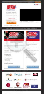Muscle Motion year subscription autorenewing preview. Click for more details