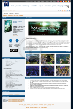 Pandora Eclipse of Nashira Physical with Free Download preview. Click for more details