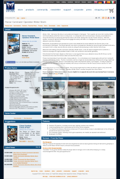 Panzer Command Operation Winter Storm Promo Download preview. Click for more details