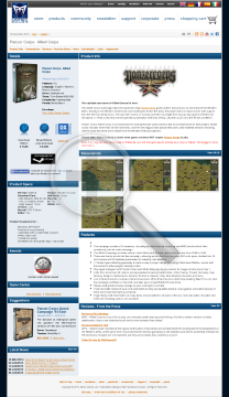 Panzer Corps Allied Corps Physical with Free Download preview. Click for more details