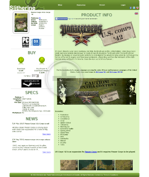 Panzer Corps Corps 42 PC Download preview. Click for more details