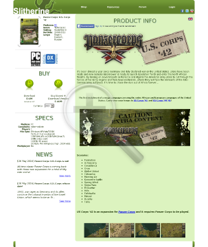 Panzer Corps Corps 42 PC Physical With Free Download preview. Click for more details