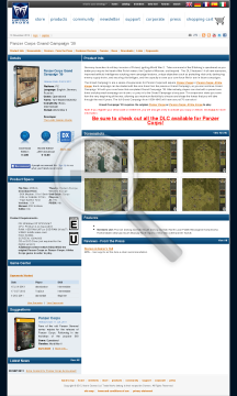 Panzer Corps Grand Campaign 39 Physical with Free Download preview. Click for more details