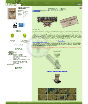Panzer Corps Grand Campaign 40 PC Physical With Free Download preview. Click for more details