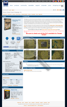 Panzer Corps Grand Campaign 40 Physical with Free Download preview. Click for more details