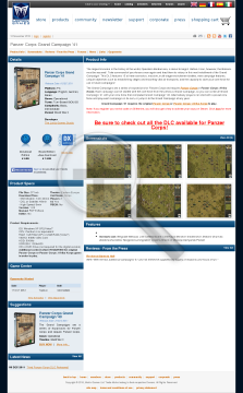 Panzer Corps Grand Campaign 41 Physical with Free Download preview. Click for more details