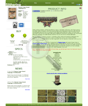 Panzer Corps Grand Campaign 42 PC Download preview. Click for more details