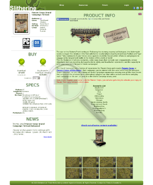 Panzer Corps Grand Campaign 43 East PC Download preview. Click for more details
