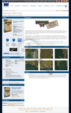 Panzer Corps Operation Sealion Download preview. Click for more details