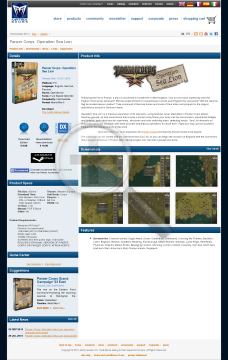 Panzer Corps Operation Sealion PC Download preview. Click for more details