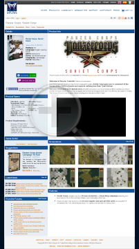 Panzer Corps Soviet Corps Physical with Free Download preview. Click for more details