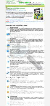 Parental Spy Software Full Version Yearly Billing preview. Click for more details