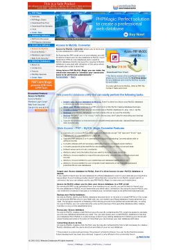 Php Report Generator report Generator preview. Click for more details