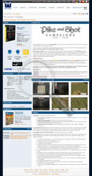 Pike and Shot Campaigns Download preview. Click for more details