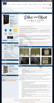 Pike and Shot Campaigns Physical with Free Download preview. Click for more details