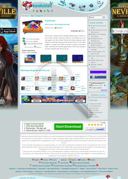 Pool House Full Version PocketPC preview. Click for more details