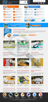 Post Office and Bank Barcode Label Full Version preview. Click for more details