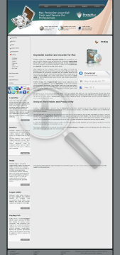 ProteMac KeyBag Single Liscense preview. Click for more details