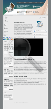 ProteMac LogonKey Single License for Mac OS preview. Click for more details