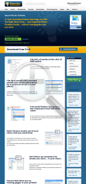 QuickFile for Outlook Upgrade from QuickFile Std older version preview. Click for more details