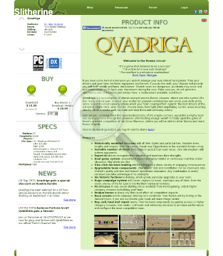 Qvadriga PC Physical with Free Download preview. Click for more details