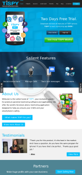 TiSPY 15 days subscription preview. Click for more details