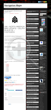 2015 GM Navigation DVD America and Canada 14 NO 23286667 Full Version preview. Click for more details